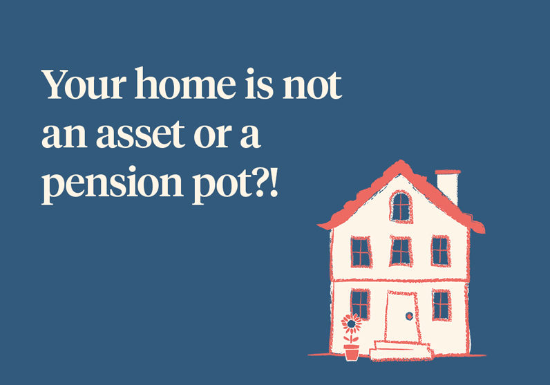 Your-home-is-not-an-asset