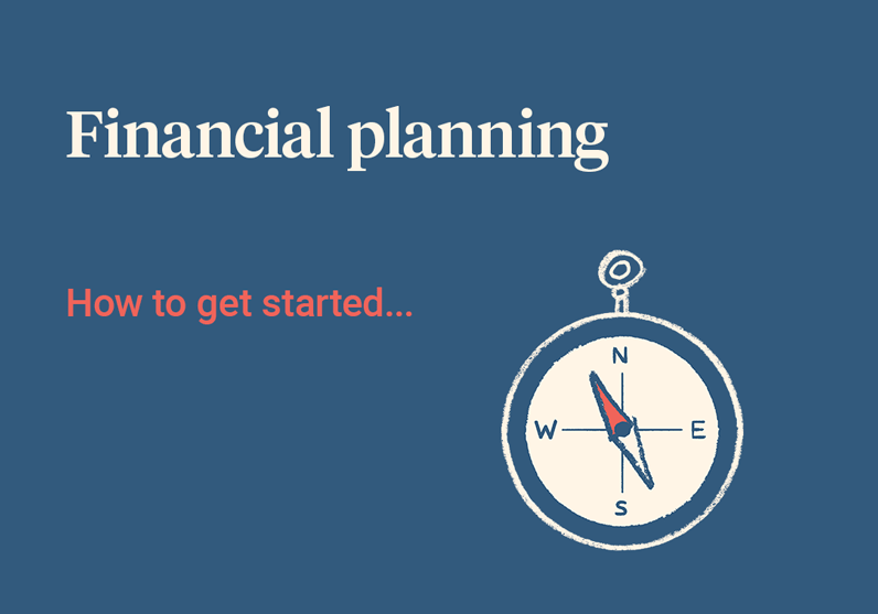 Financial planning how to get started