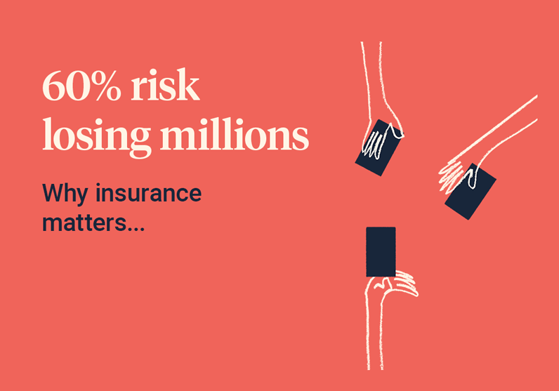 Why life insurance matters graphic