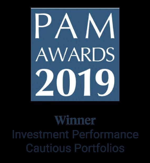 PAM Awards 2019 – Winner Investment Performance Cautious Portfolios
