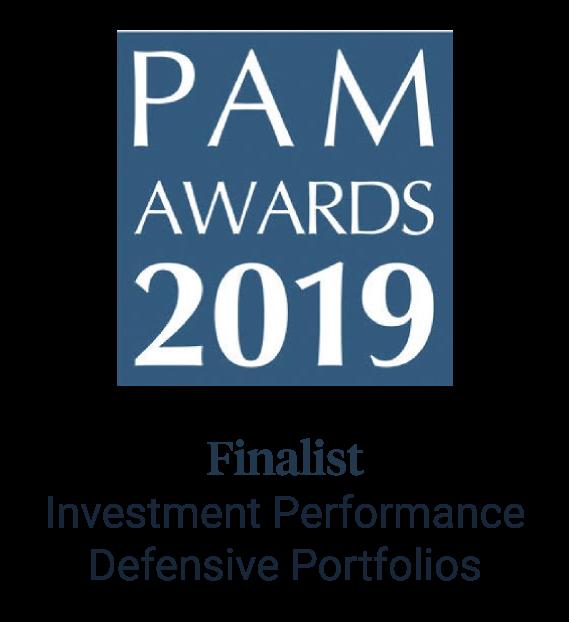 PAM Awards 2019 – Finalist Investment Performance Defensive Portfolios