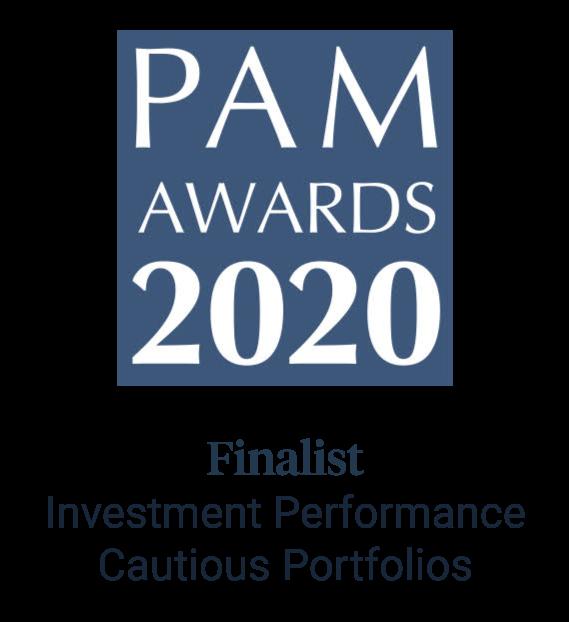 PAM Awards 2020 – Finalist Investment Performance Cautious Portfolios